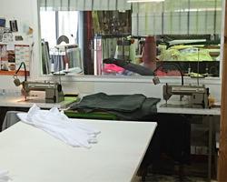 Tissus 2000 - Barentin - Nos réalisations - Notre atelier