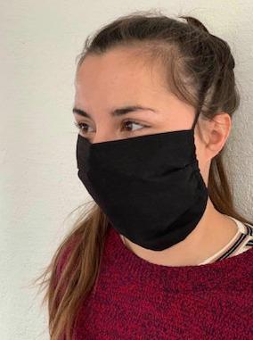 Confection de masques en tissus